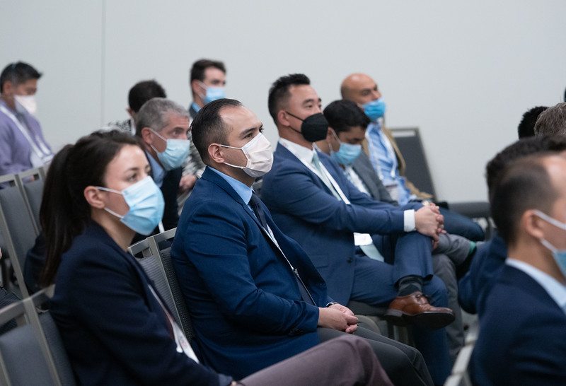 Symposium S: AI in Orthopaedics with Moderator Joseph Schwab and presentersSynho Do, Olivier Groot, Jacobien Oosterhoff, Jester Ziljstra, Aditya Karhade
