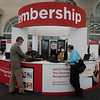 Membership Booth