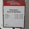 Press Room Operations