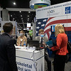 OrthoPAC Booth and Lounge