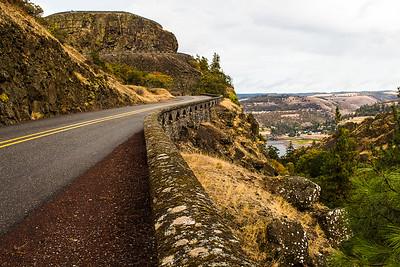 Approaching Rowena Plateau from the east (Donna Herzfeldt-Kamprath)