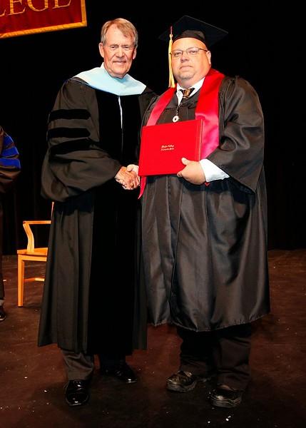 Public Administration Program Spring Graduation 2015