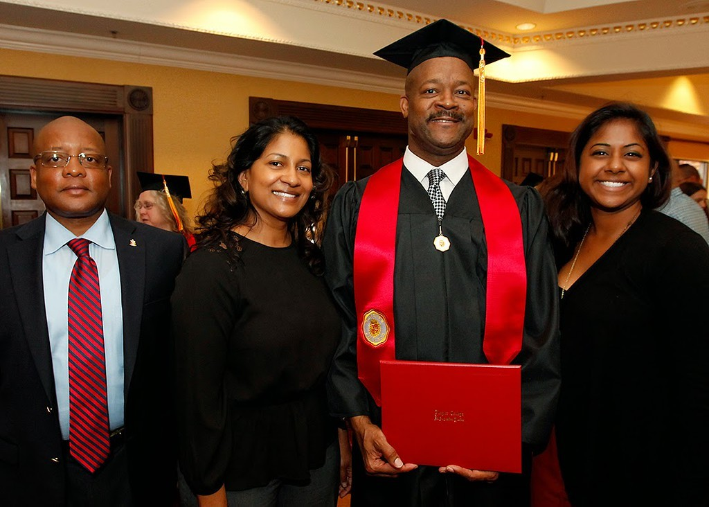 Public Administration Program Graduation - Spring 2015