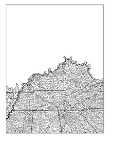 Kentucky and Tennessee watersheds