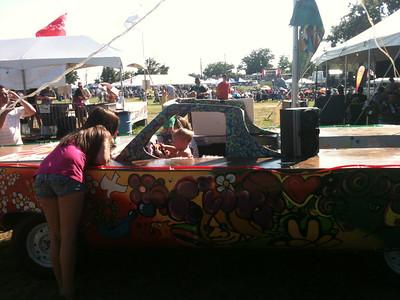 Bedford Bluesfest 2012