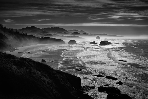 Cannon Beach - Ecola State Park