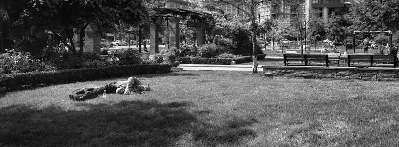 Downtown Park, Early Afternoon
