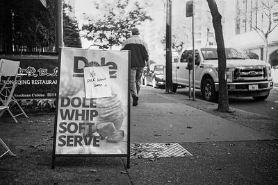 Dole Whip - No Dole Whip