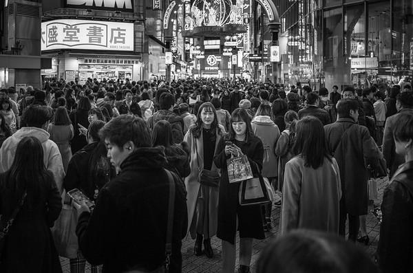 Center-Gai: Shibuya