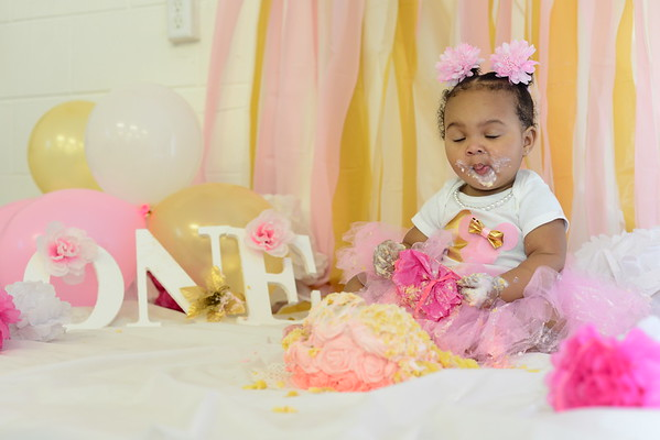 Ayana's First Birthday Party