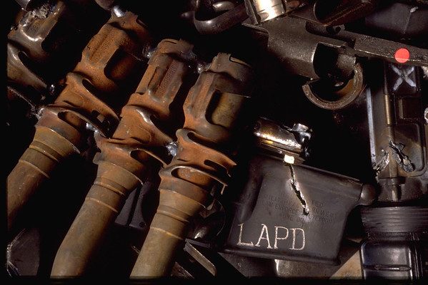 Gun Sculpture