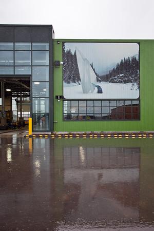 Ecostation<br /> Brandon Blommaert<br /> 2009<br /> Ambleside Ecostation
