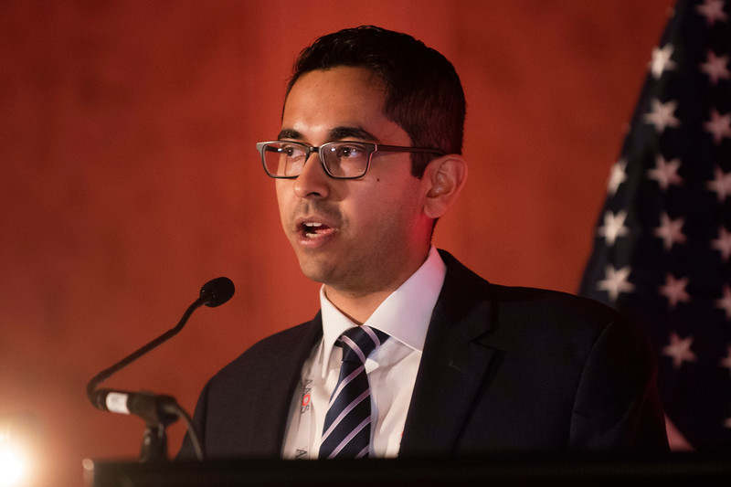 Dr. Ishaan Swarup during Effect of Intravenous _-Aminocaproic Acid on Blood Loss and Transfusion Requirements after Bilateral Varus Rotational Osteotomy: A Prospective, Double-Blinded, Randomized Controlled Trial