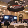 Poster Theater during ePosters and eScientific Exhibits Stations