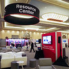 Resource Center during Resource Center