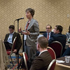 Speakers and attendees during Board of Specialty Societies Business Meeting