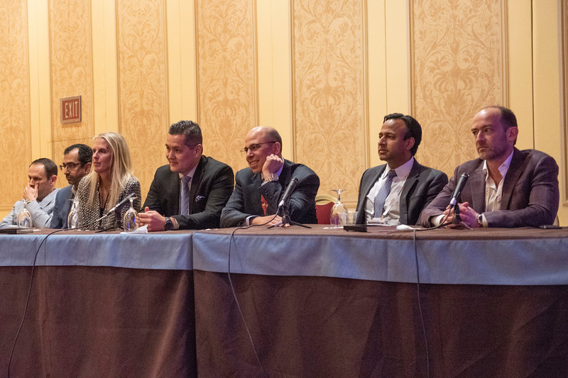 Speakers and attendees during 488 - Case Presentation: Fractures of the Proximal Femur: A Case-Based Approach