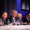 Speakers and attendees during Hot Topics and Controversies in Total Knee Arthroplasty