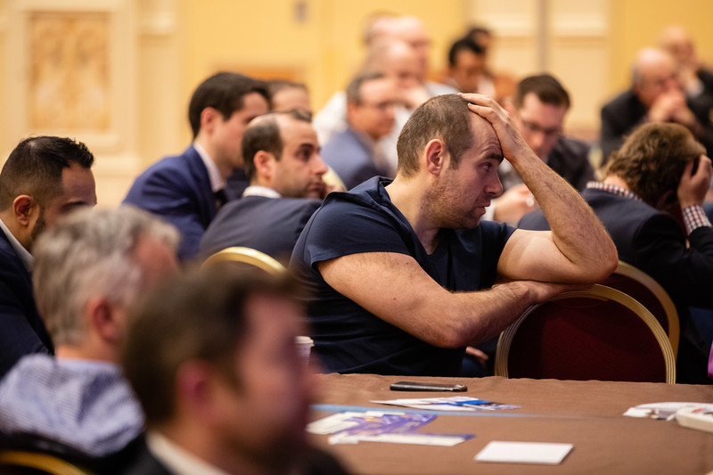 Speakers and Attendees during 387 - Case Presentation: Simple Fractures Gone Wrong: What Do I Do Now?