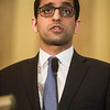 Melvin Makhni MBA presents during Epidemiology of Spine-Related Neurologic Injuries in Professional Baseball Players