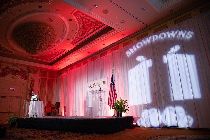 Speakers and Attendees during Showdowns 2 (SD2)