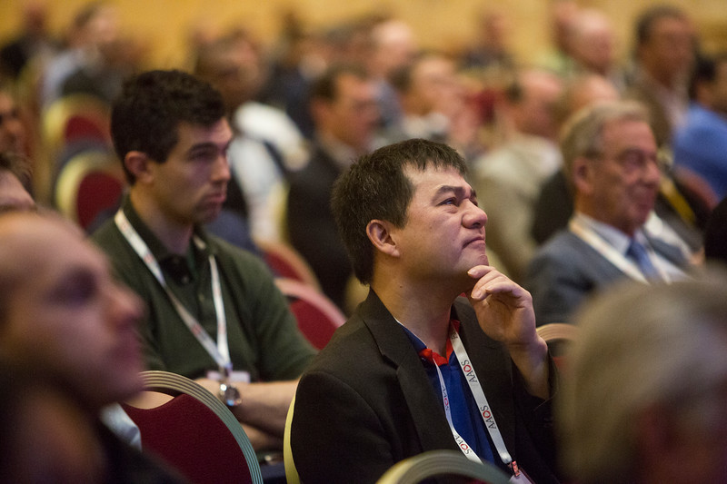 Speakers and Attendees during ICL 322, ?The Complex Primary Total Knee Arthroplasty Made Simple?,