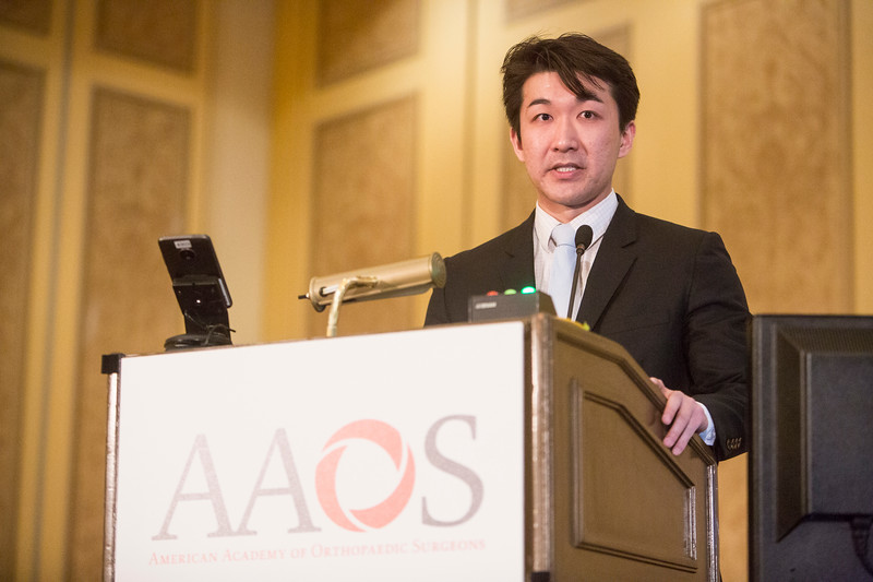 Jerry Du, MD, presents  during Thirty-Day Mortality Following Surgery for Spinal Epidural Abscess: Incidence, Risk Factors, Predictive Algorithm, and Associated Complications