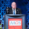 William W. Tipton, M.D., accepts the 2019 AAOS Leadership Award during Your Academy 2019: Awards Presentation for Kappa Delta & OREF,