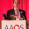 Charles Hannon, MD speaks during Large Opioid Prescriptions are Unnecessary after Total Joint Arthroplasty: A Randomized Controlled Trial