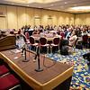 Kristy L. Weber, MD, speaks during RJOS Annual Meeting
