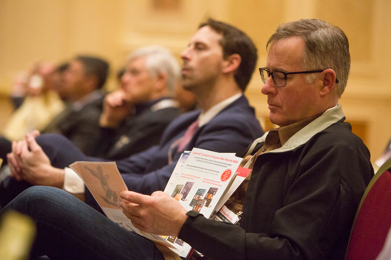 Attendees during ICL 114 - Trauma Mini-Review: Hot Topics and the Latest Treatment Strategies in Orthopaedic Trauma