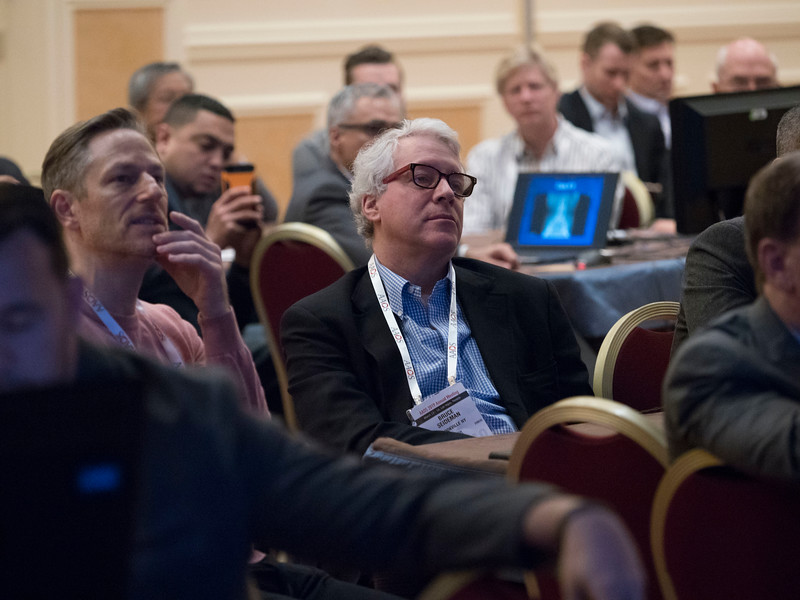 Speakers and attendees during ICL 281, Case-Based Approach to High Risk Total Hip Arthroplasty ? When Do I Do Something Differently?