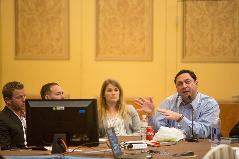Attendees and Speakers during 286 - Case Presentation: