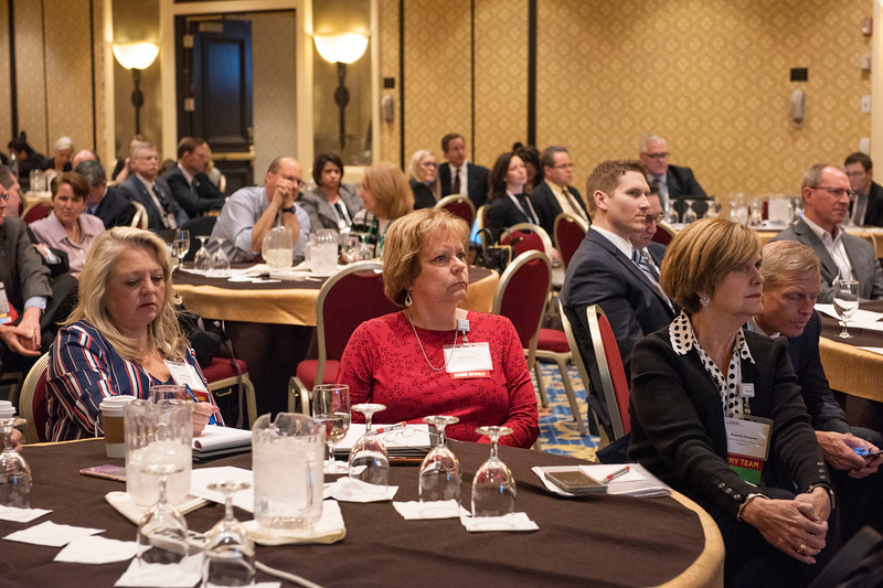 Attendees during Fellowship Directors Forum