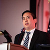 Khang Dang, MD, speaks during Healthcare Disparities in Orthopaedic Trauma: Minority Patients are Less Likely to Receive Operative Fixation of Calcaneus Fractures