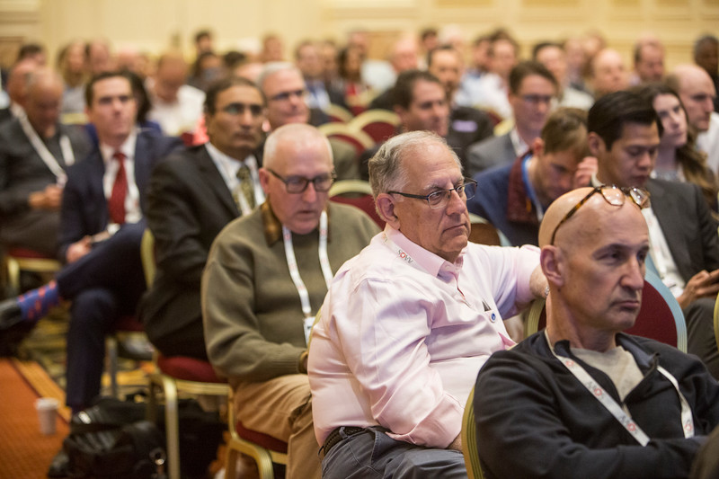 Attendees and Speakers during ICL 242 - How Do I Get Out of this Problem? Effectively Solving Common Intraoperative and Early Postoperative Challenges in Primary Total Knee Arthroplasty