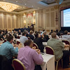 Speakers and attendees during Industry Lunch and Learns