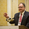Wilford K. Gibson, MD, speaks  during Media Round Table(s)