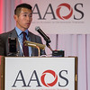 Charles Qin MD speaks during Orthopedic Shoulder Surgery in the Ambulatory Surgical Center: Safety and Outcomes