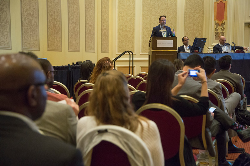 Christian Veillette presents during Social Media and Orthopaedics: Establishing Your Online Reputation