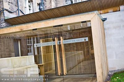 20121124 George Sq Chapel 020