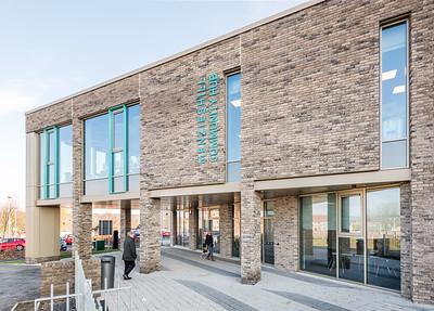 Menzieshill Community Hub in Dundee