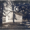 North Street Friends Meeting House, Poplar Ridge, NY. 1962. (Photo ID: 27984)