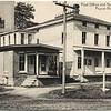Post Office and Hazard Library Building, Poplar Ridge, NY. (Photo ID: 29448)