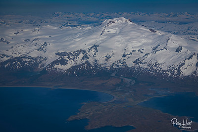 Alaska From a Cessna 206