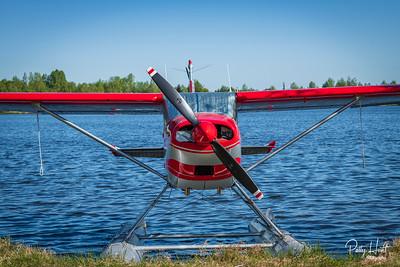 Lake Hood Seaplane Base, Anchorage