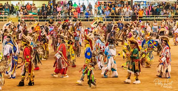 Apache Gold 2020 Intertribal PowWow