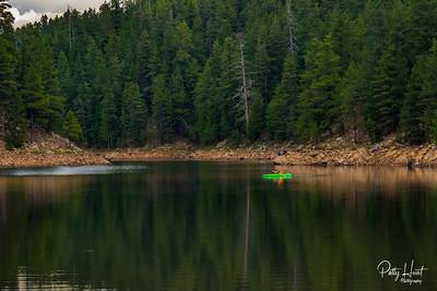 Bear Canyon Lake