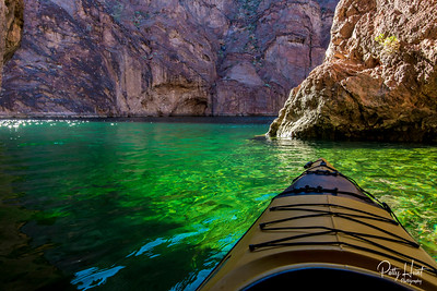 Hoover Dam Kayak Trip