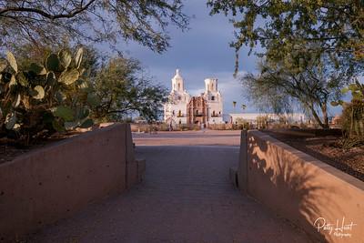 Xavier del Bac Mission - Tucson